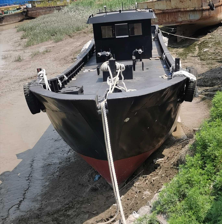 80吨新油船