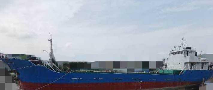 500吨小日本油船
