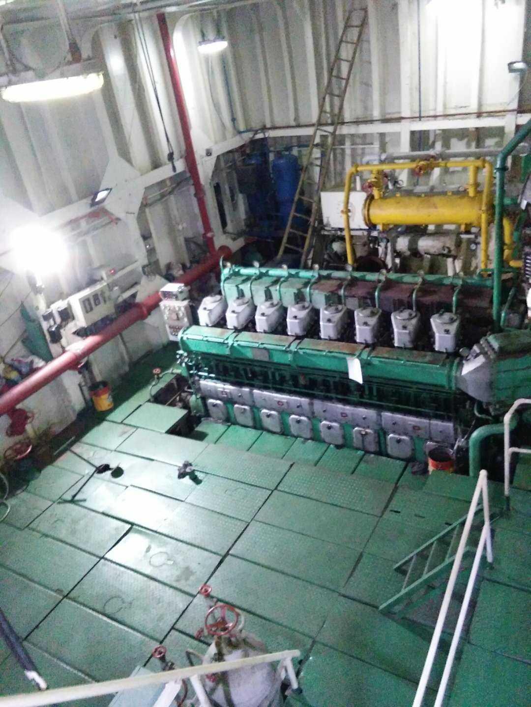 出售2013年造18000吨沿海自吸自卸砂船