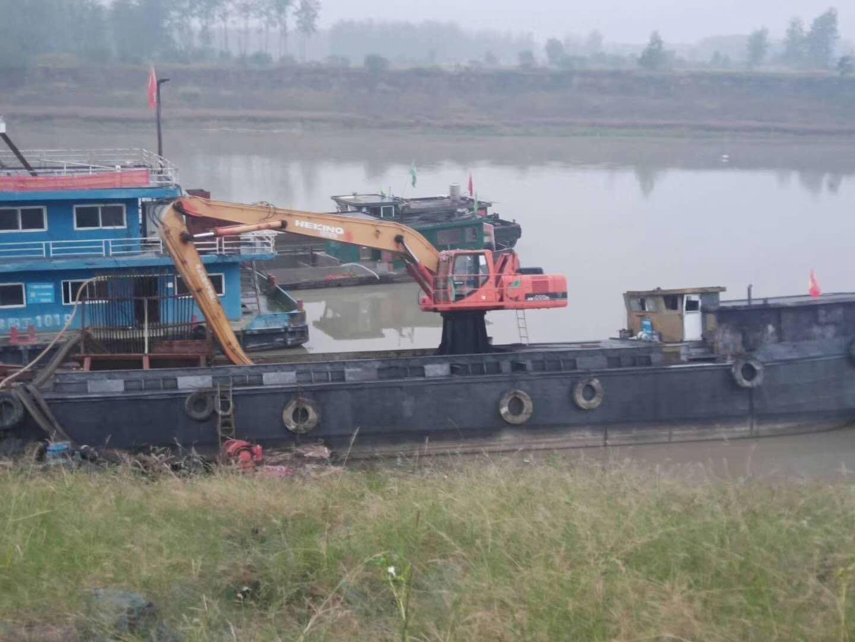 求购一台这样的船挖