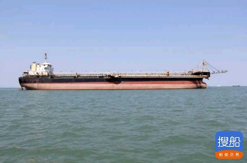 出售2013年江苏造18000吨沿海自吸自卸砂船