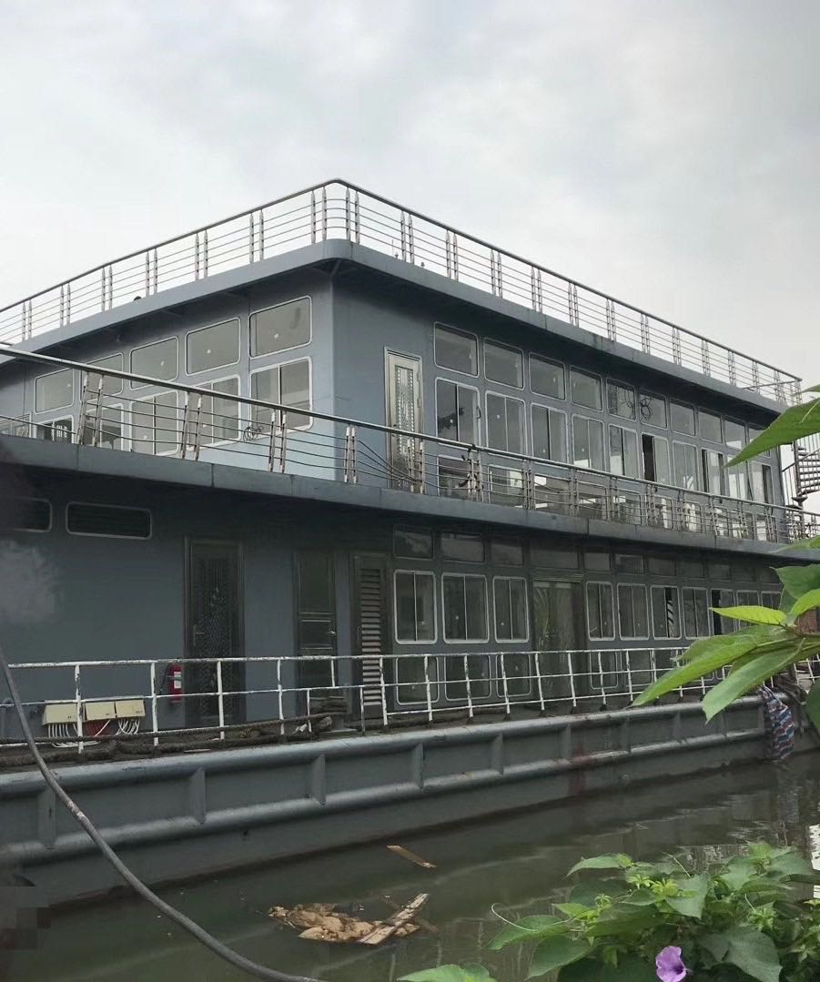 出售酒店船
