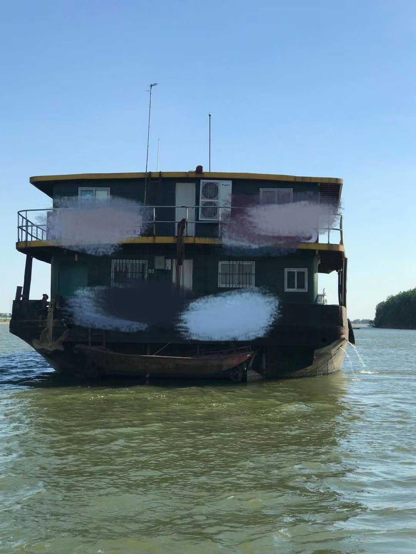 出售1200吨运砂船