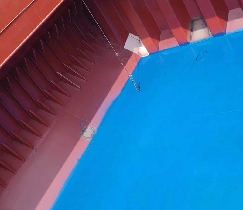 售:2020年近海5000吨散货船