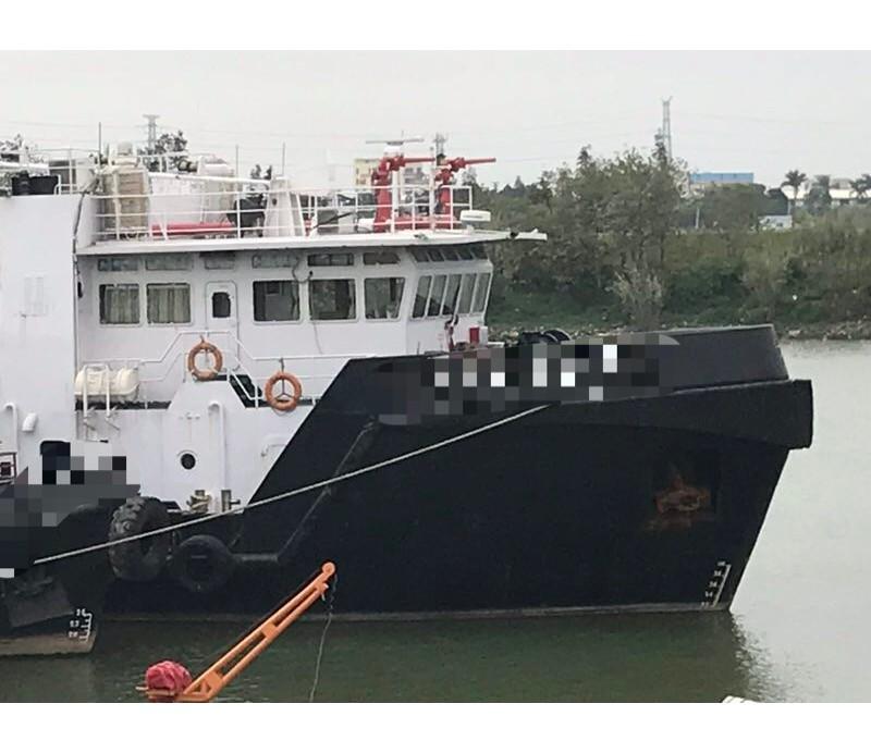 出售2011年造2000马力沿海普通拖轮
