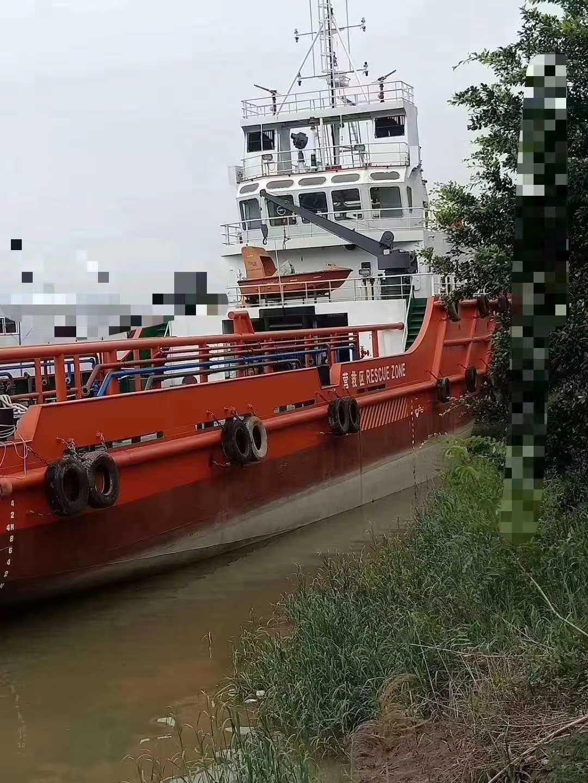 出售4800马力拖船