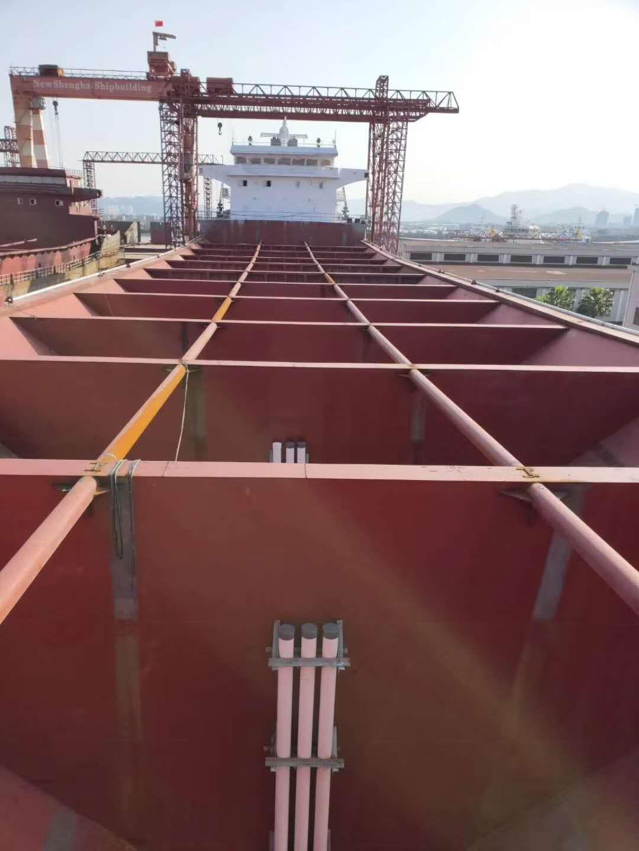 新造六千吨自卸沙船出售