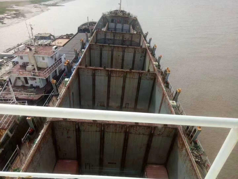 出售6000吨集装箱船
