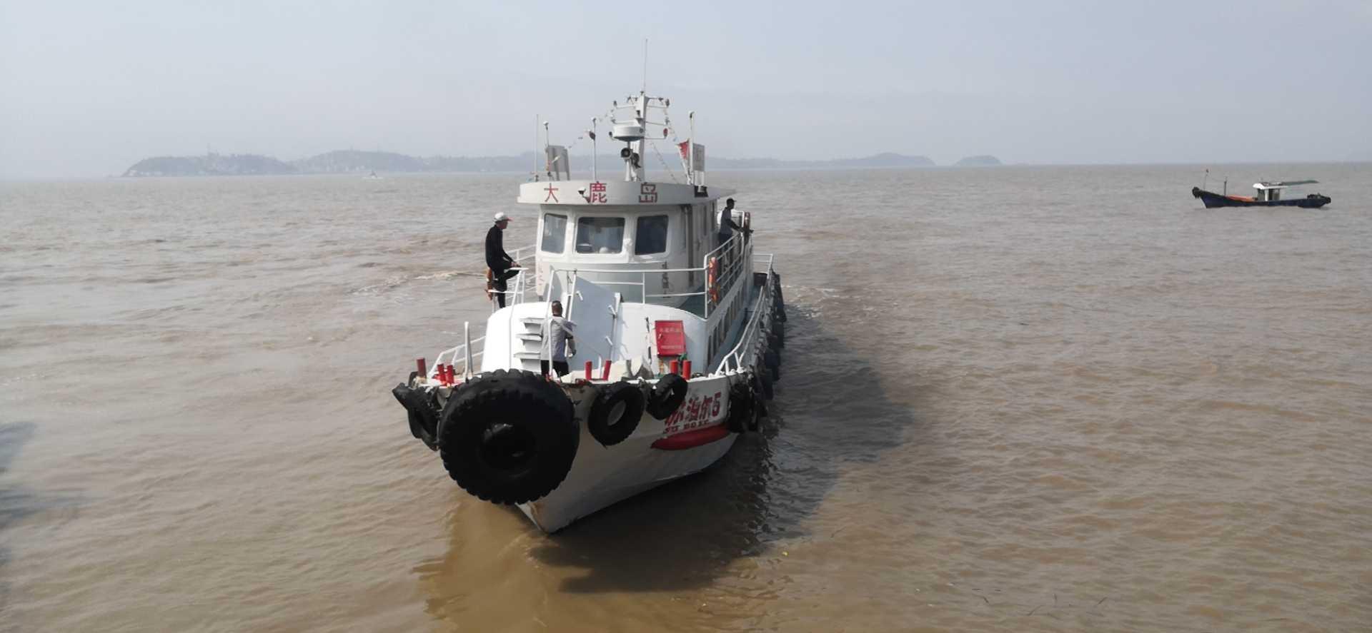求租80—100客位普通客船