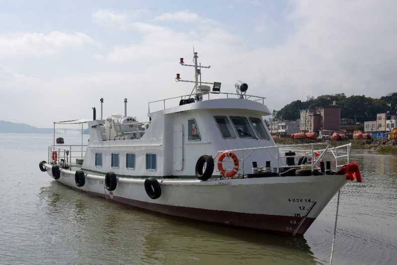 20米交通艇