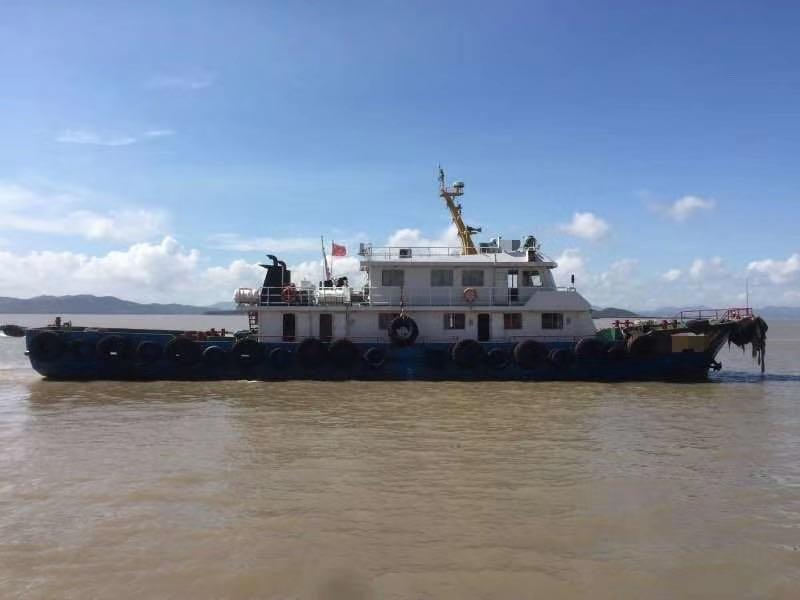 出售交通船36.8米