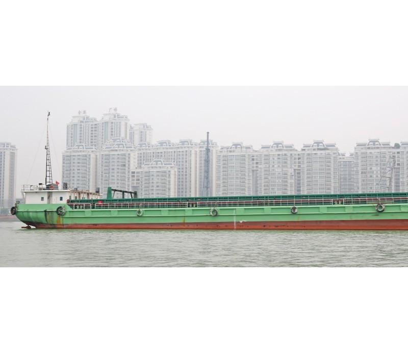 出售2100吨集装箱船