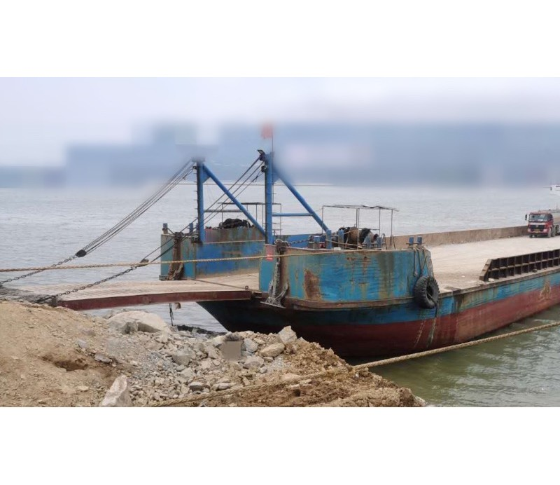 出售2200吨甲板货船