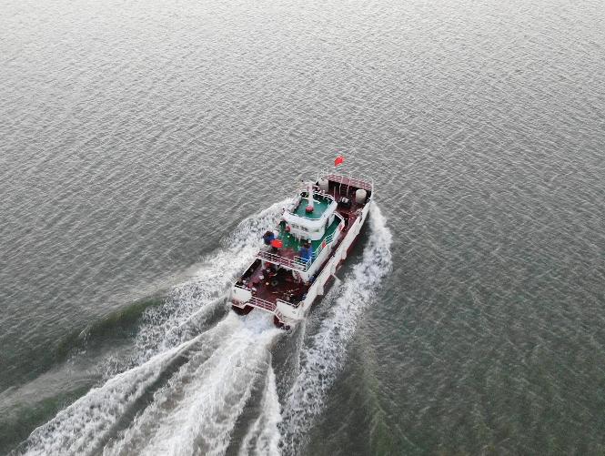 23米海上风电运维服务船
