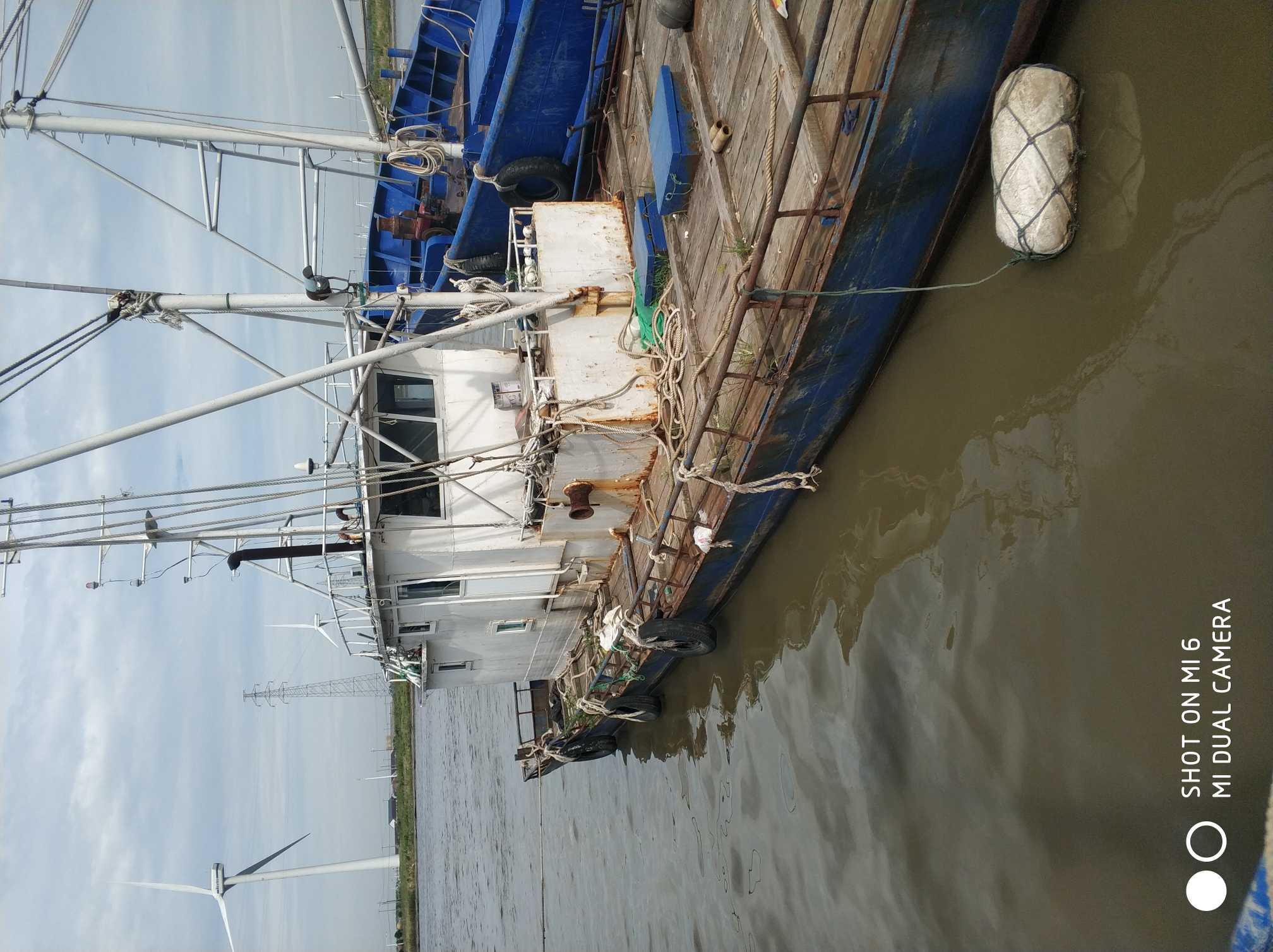 二手浮泡船