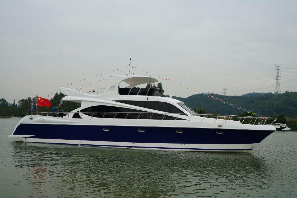 78尺游艇