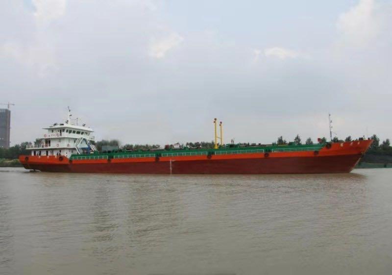 出售1800吨化学品船