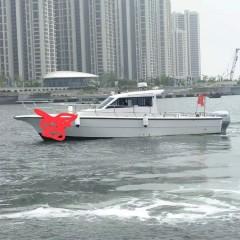 青岛钓鱼艇转让