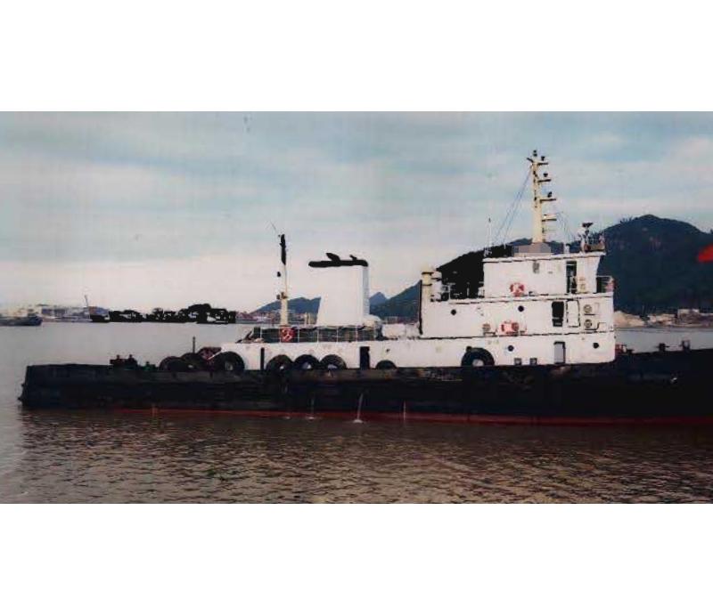 出售1991年造3500马力近海普通拖轮
