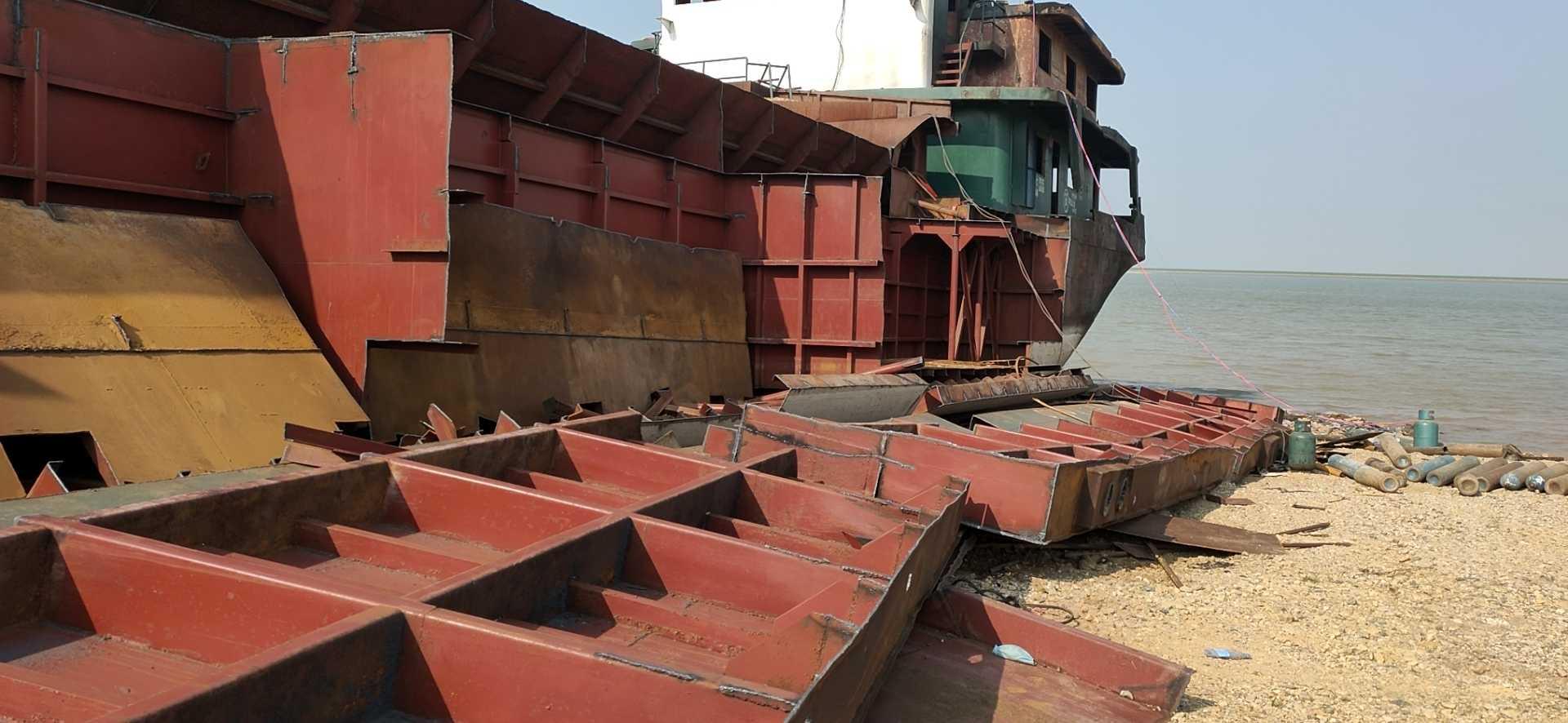 废旧船泊回收