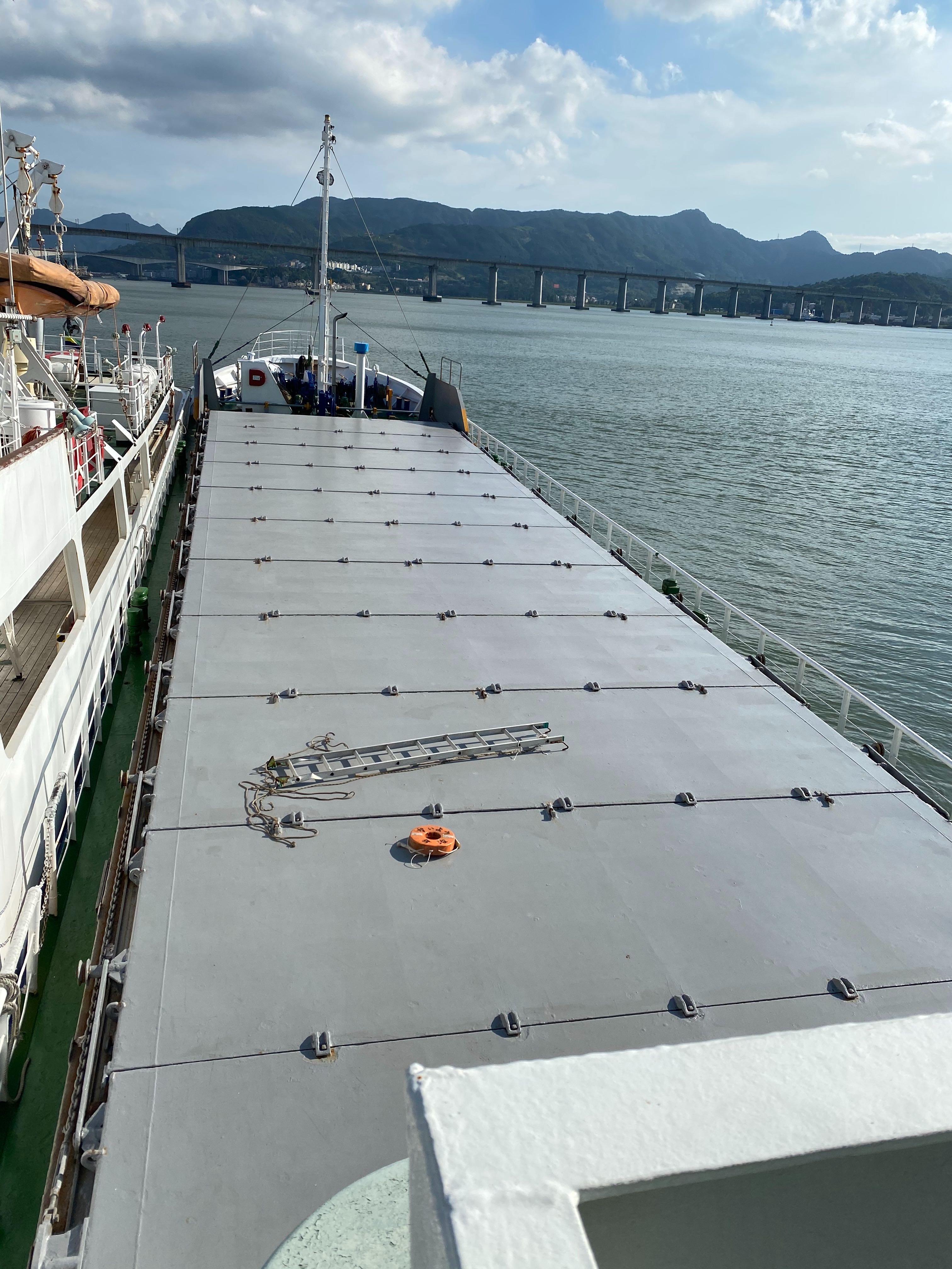 95年日本造1000吨散货船