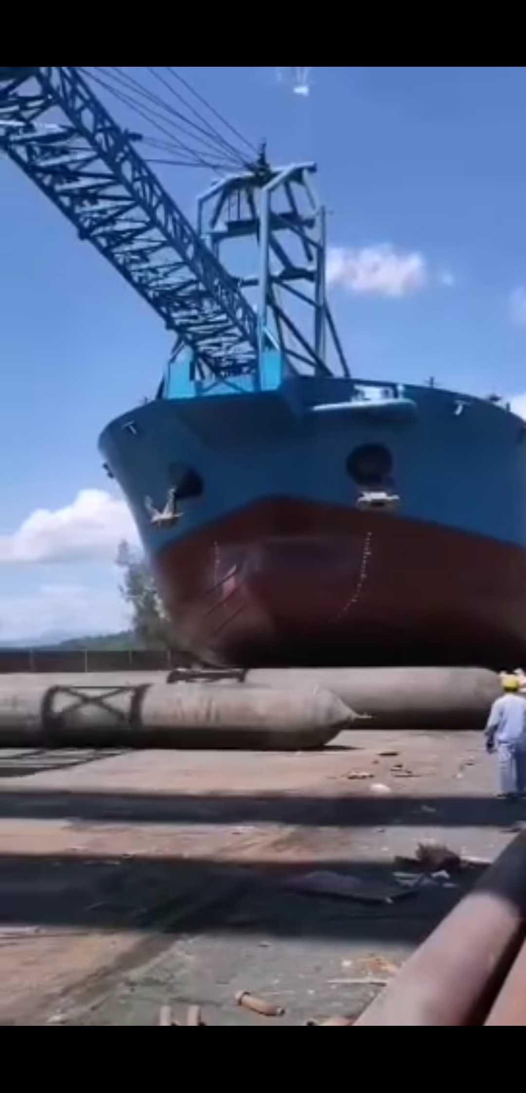 沿海自吸自卸沙船新造