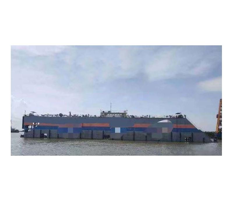出售2015年造5000举力内河浮船坞