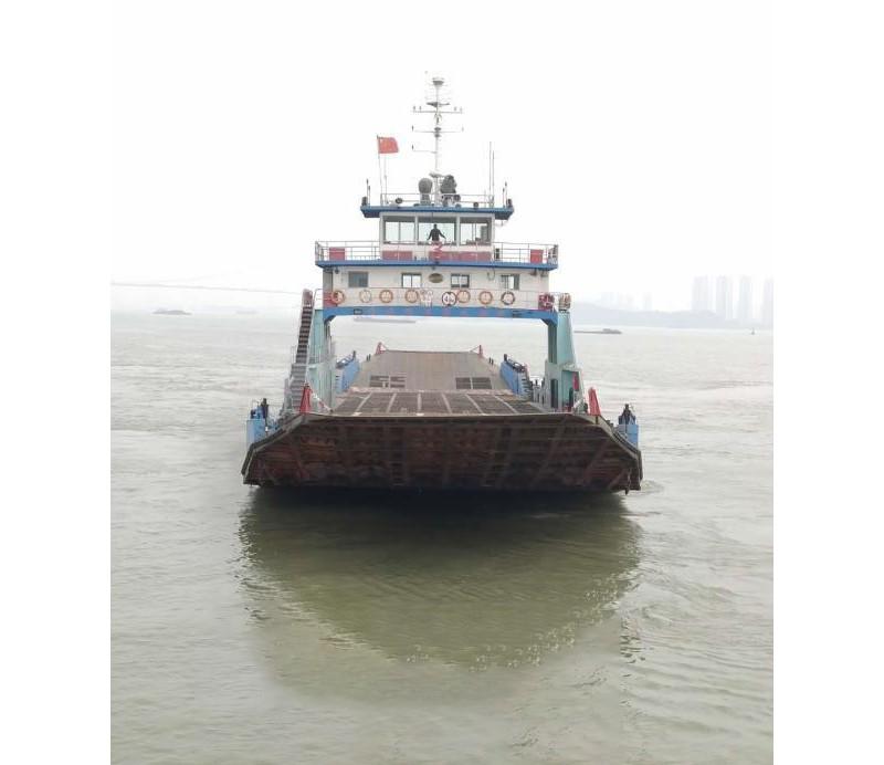 出售2002年造68.6米内河A级汽车渡船