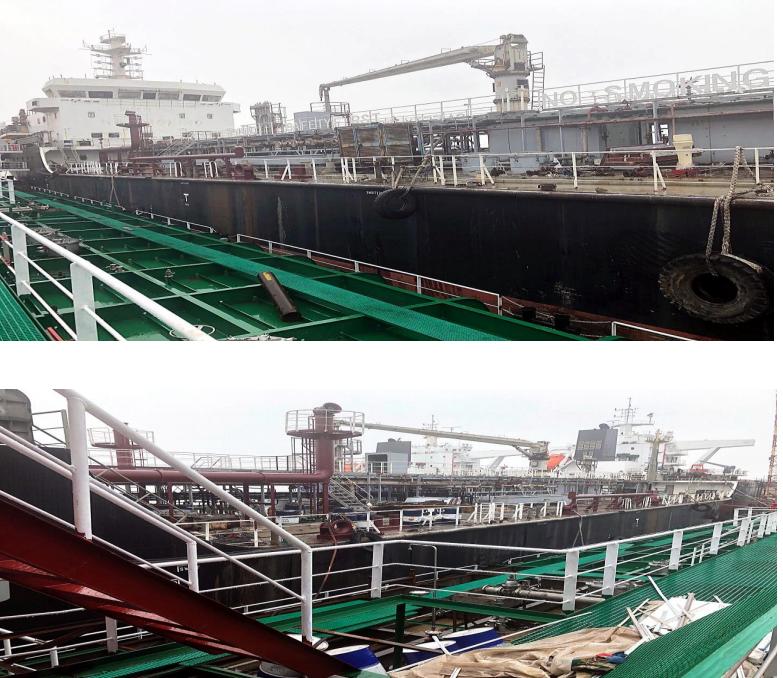 出售5000吨一级油船