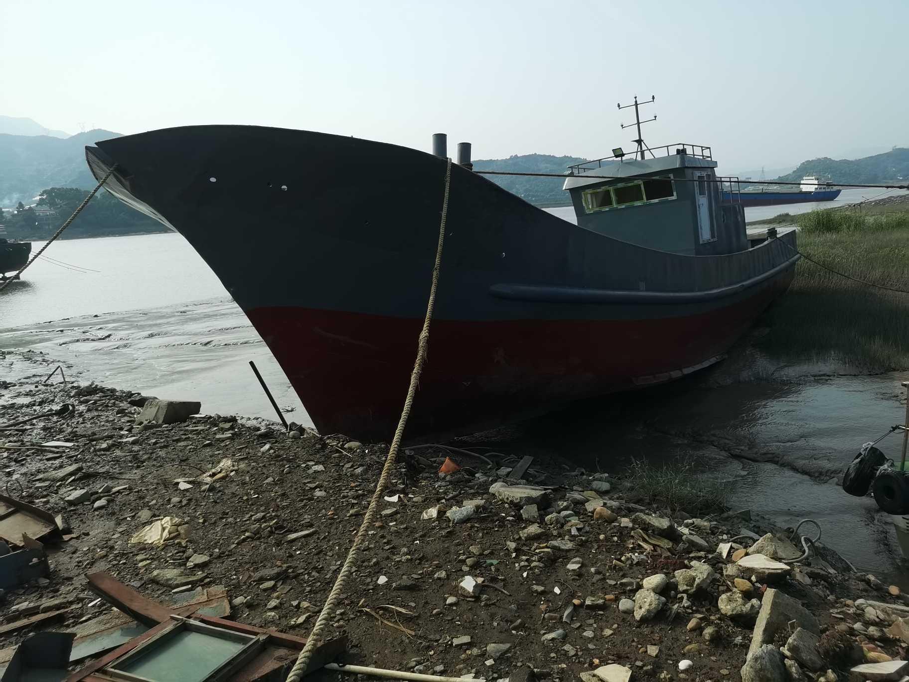 120吨油船