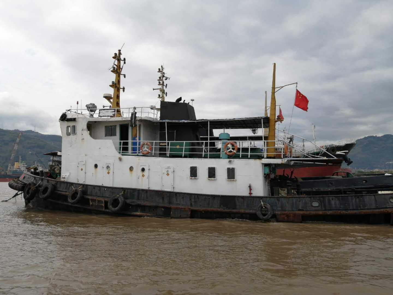 980马力内河拖轮