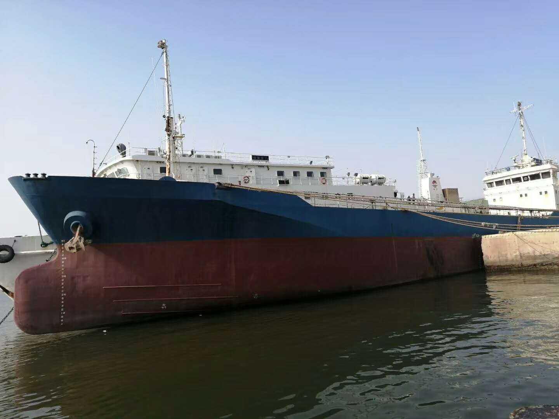2000吨散货船