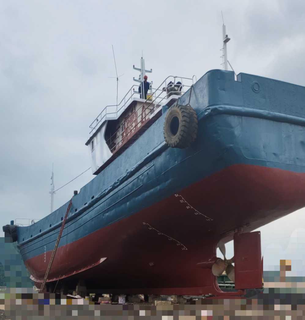 出售500吨水船