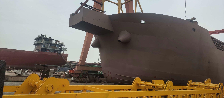 出售19000吨自吸自卸沙船