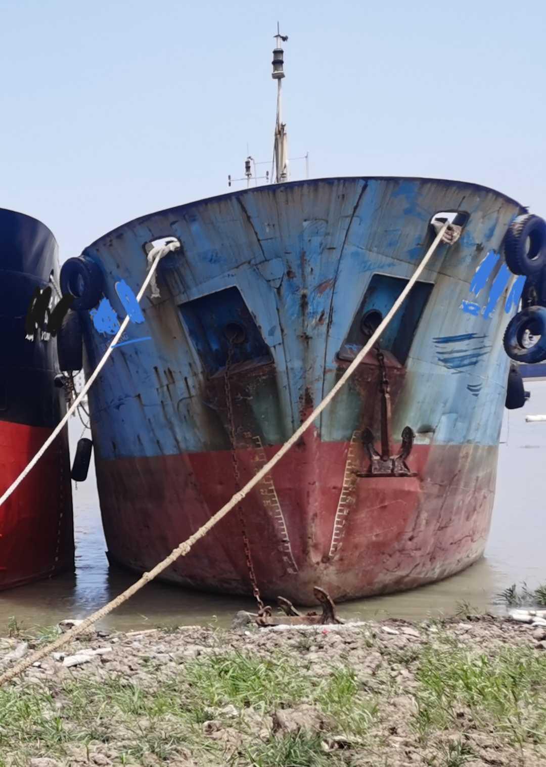 700油船