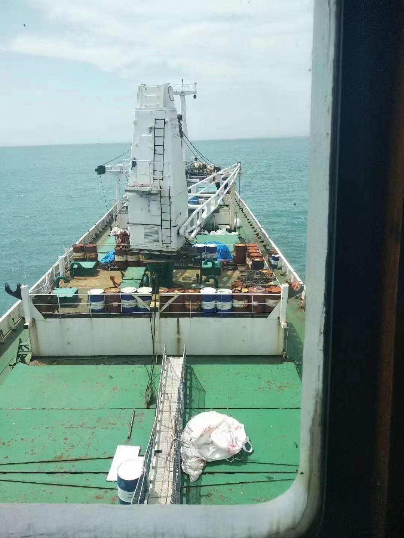 出售3800吨冷藏船