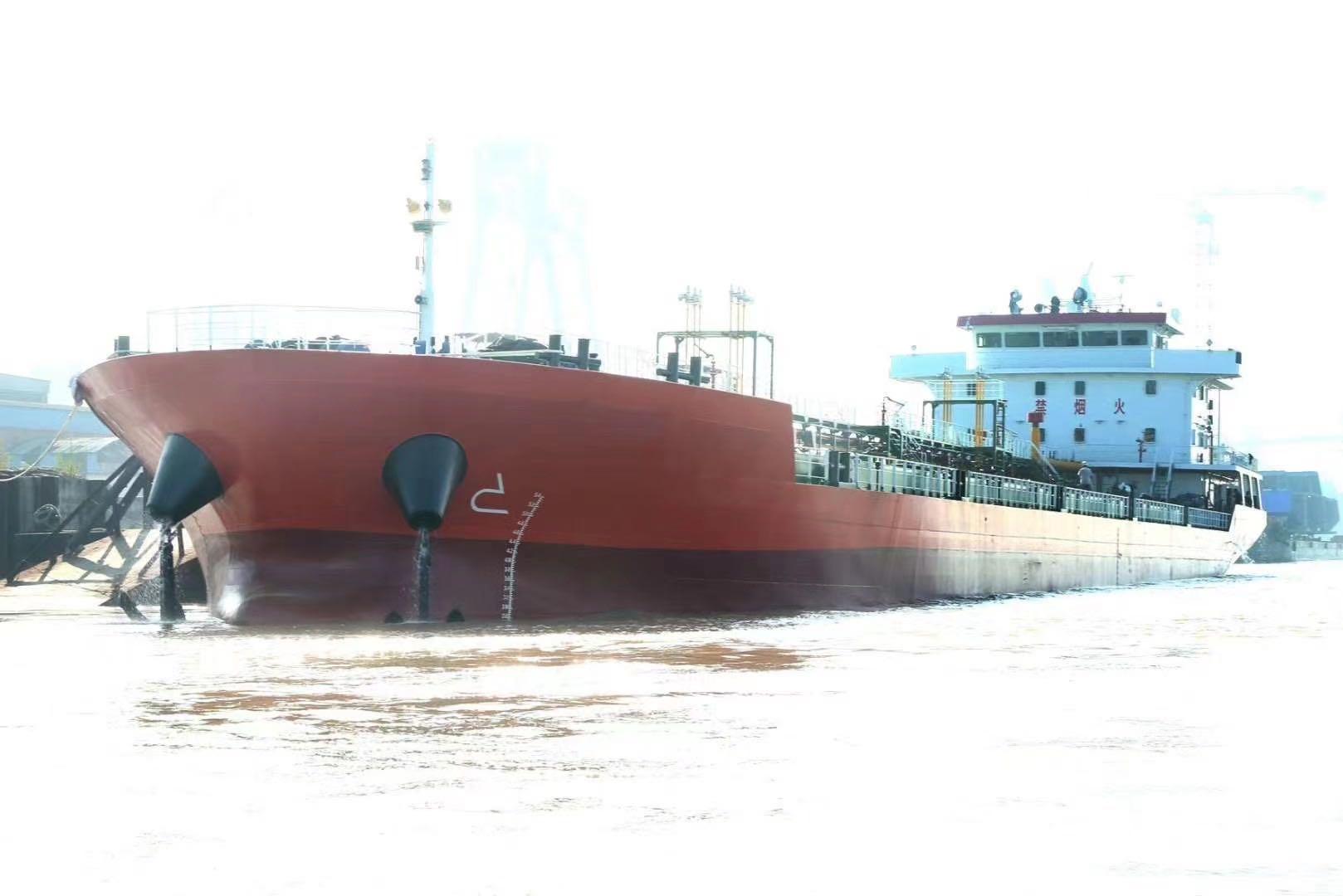 出售5500吨内河油船