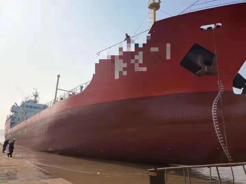 出售3100吨化学品船