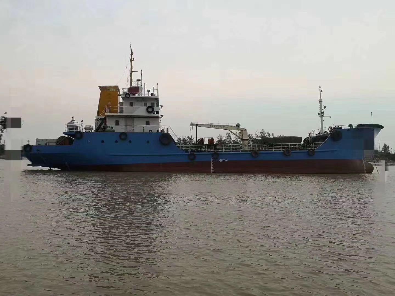 出售500吨污油回收船