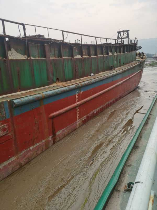 2200吨自卸沙船