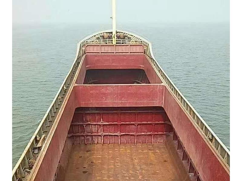 出售2003年造2900吨双底单壳近海干货船