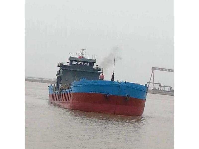 出售2011年造1192吨沿海开体泥驳  一千方开体泥驳
