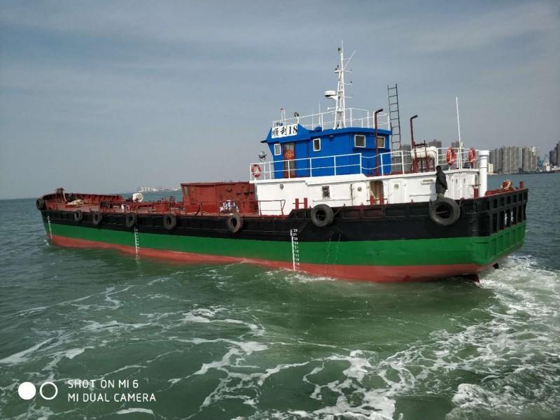 青岛出售2005年造305吨沿海污油水船