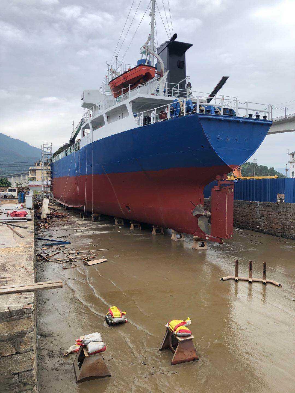 出售1200吨冷冻船