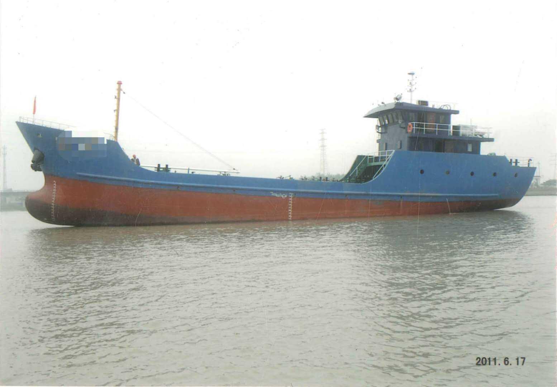 污油回收船