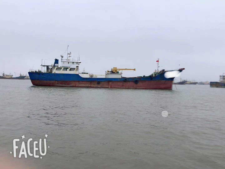 出售700吨冷冻船