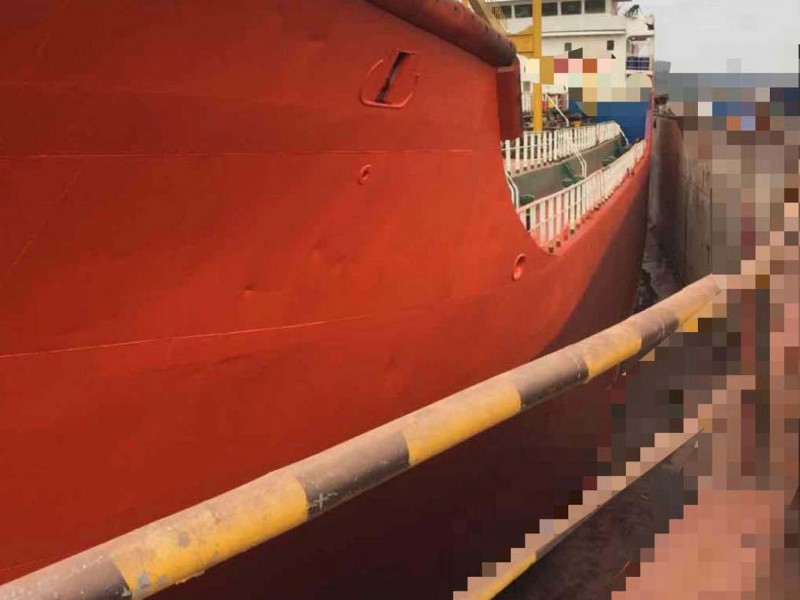 售:2006年近海3110吨一级油船
