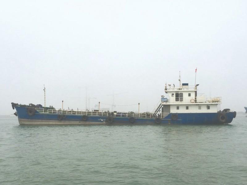 售:2010年沿海450T污油船