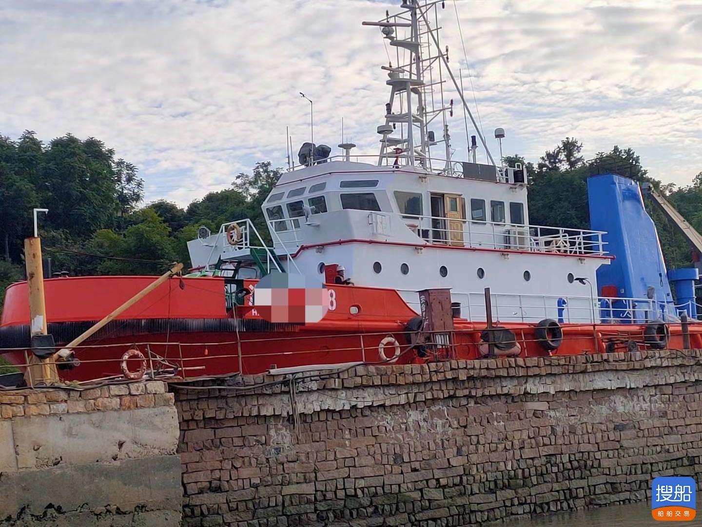 3300马力平台供应船兼拖轮