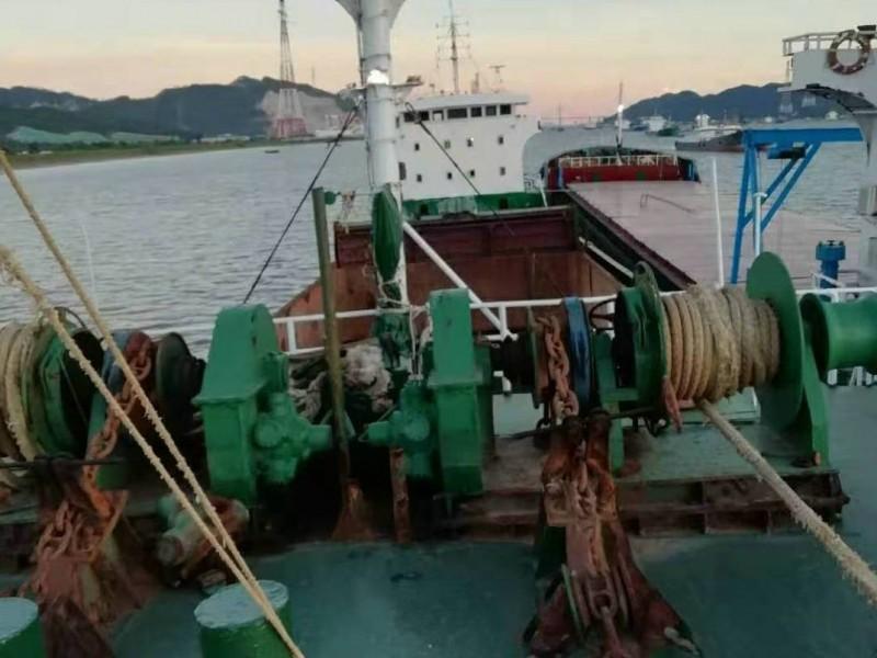售:2005年近海3386T干货船